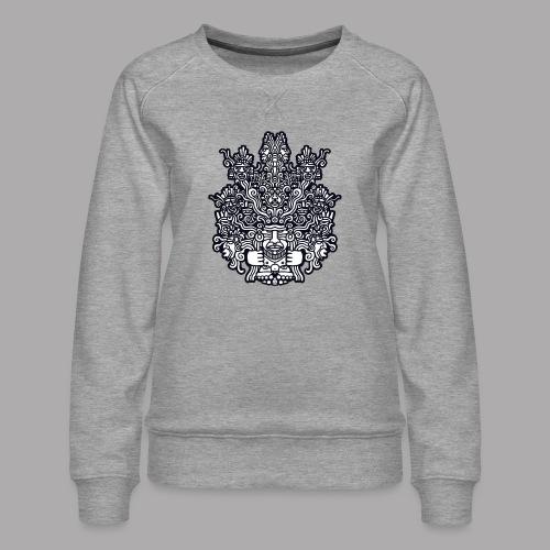 ancestors black - Women's Premium Sweatshirt