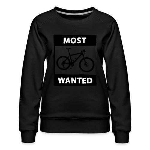 MTB - most wanted 2C - Frauen Premium Pullover