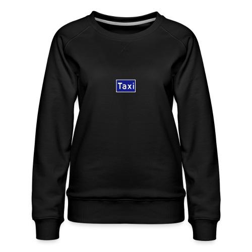 Taxi - Premium-genser for kvinner