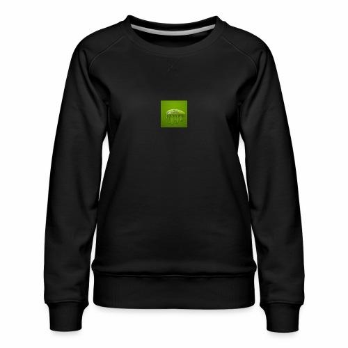 Raksos Logo - Dame premium sweatshirt