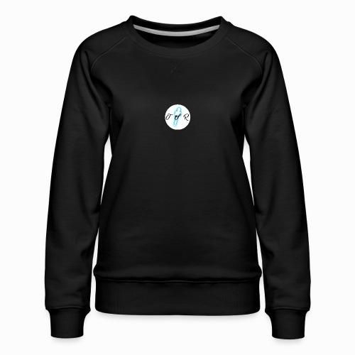 The Scots Review TSR Logo - Women's Premium Sweatshirt