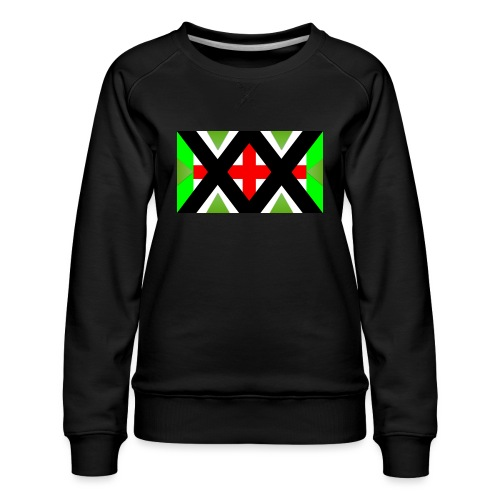 UDS 3 - Women's Premium Sweatshirt