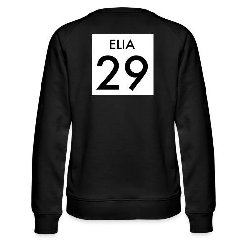 29 ELIA - Frauen Premium Pullover