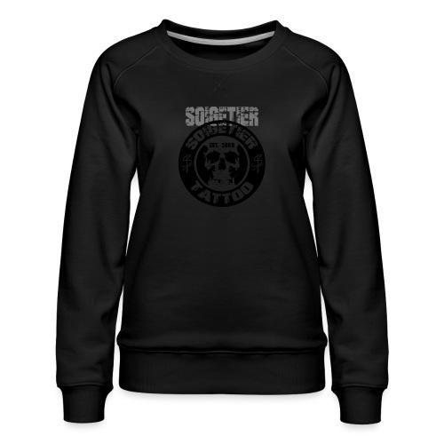 logo bad1 - Frauen Premium Pullover