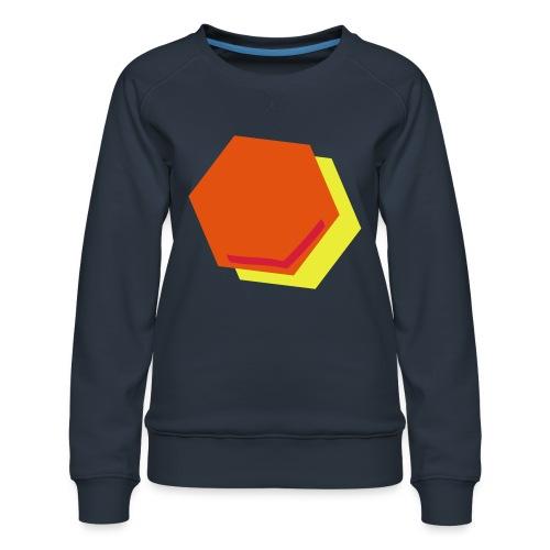 detail2 - Vrouwen premium sweater