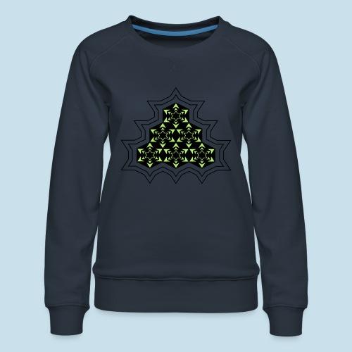 Stern - Frauen Premium Pullover