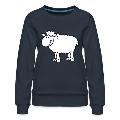 Schaf2 - Frauen Premium Pullover