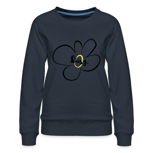 Gänseblümchen - Frauen Premium Pullover