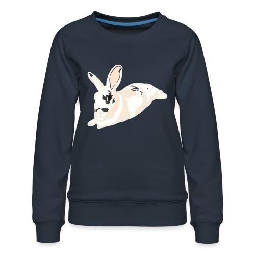 Konijn - Vrouwen premium sweater