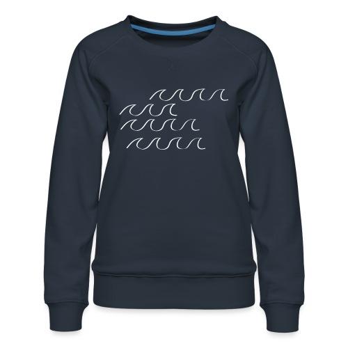 Weißwasser - Frauen Premium Pullover