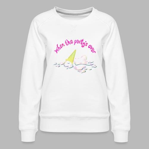 Zonked - Women's Premium Sweatshirt
