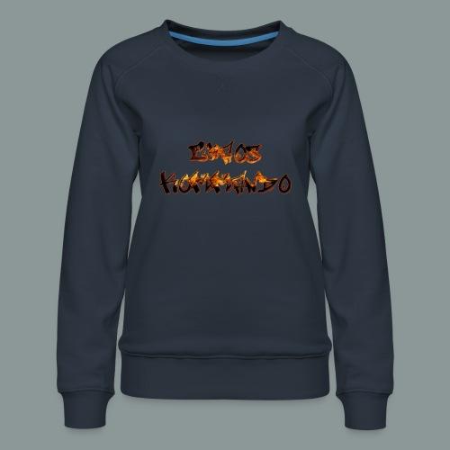 chaos - Frauen Premium Pullover