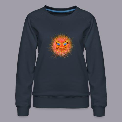 Monsterwuschel - Frauen Premium Pullover