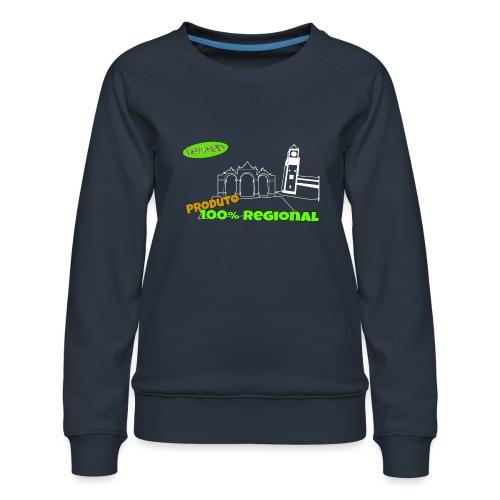 Dark City Gates - Women's Premium Sweatshirt