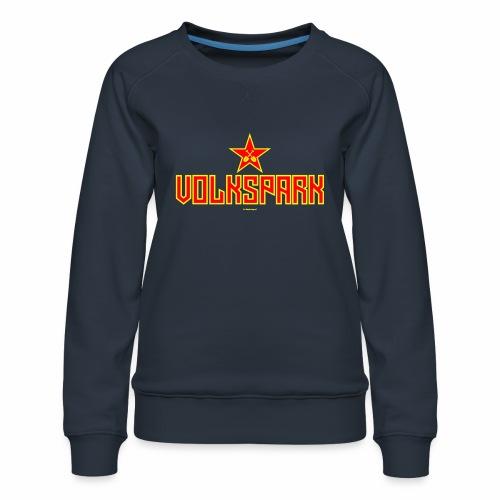 Volkspark - Vrouwen premium sweater