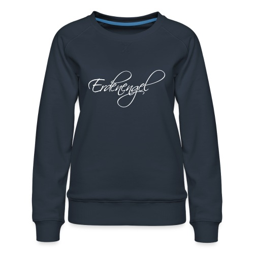 Erdenengel Weiß - Frauen Premium Pullover