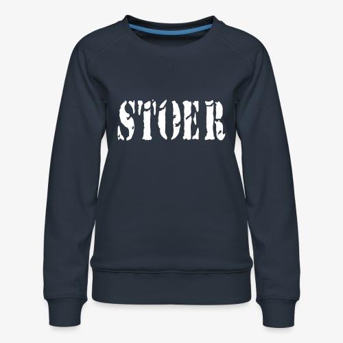 stoer tshirt design patjila - Women's Premium Sweatshirt