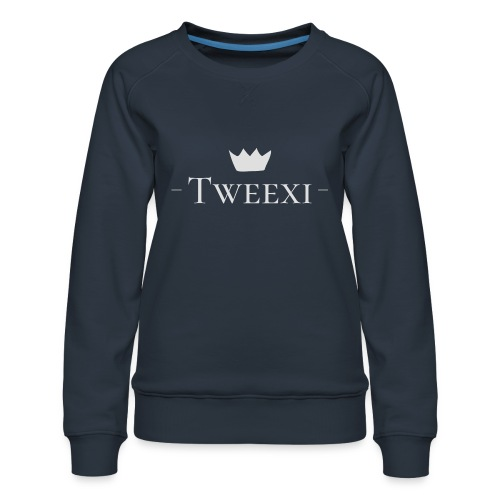 Tweexi logo - Premiumtröja dam