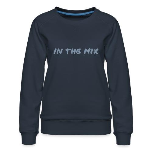 inthemix01 - Vrouwen premium sweater