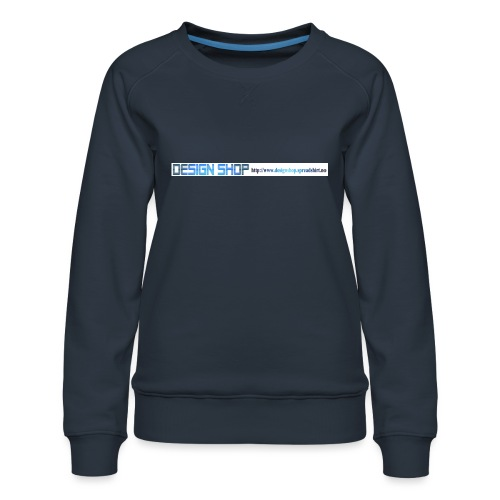 ny logo lang - Premium-genser for kvinner