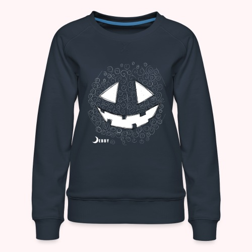 PUMPKIN FACE - 🍂FALL COLLECTION by DEBBY🍁 - Felpa premium da donna