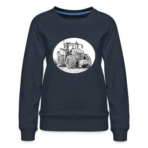 Ackergigant - Frauen Premium Pullover