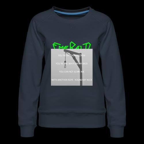 Emerald - Frauen Premium Pullover