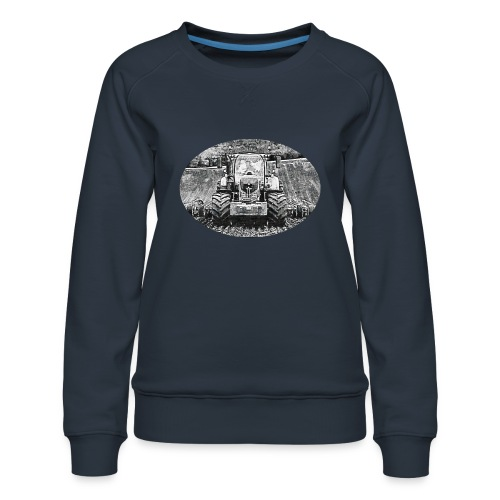 Ackerschlepper - Frauen Premium Pullover