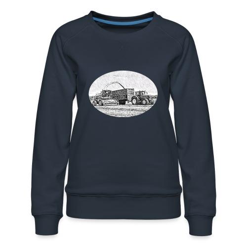 Sillageernte - Frauen Premium Pullover