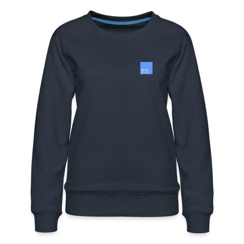 Blue Summer Logo - Women's Premium Sweatshirt
