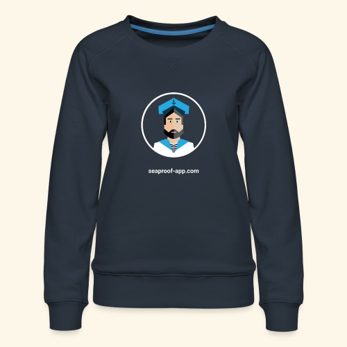 SeaProof App - Frauen Premium Pullover