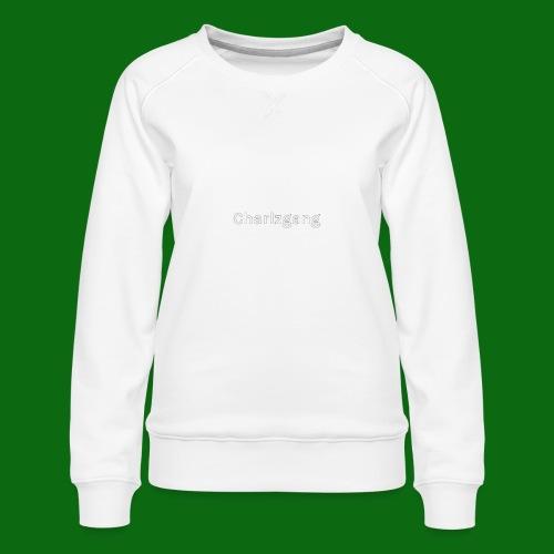 Charlzgang - Women's Premium Sweatshirt