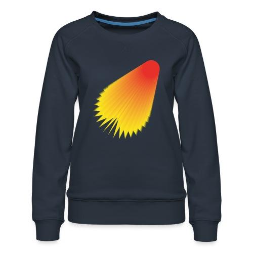 shuttle - Women's Premium Sweatshirt