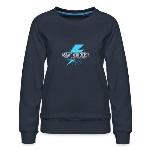 instantketoenergy - Frauen Premium Pullover
