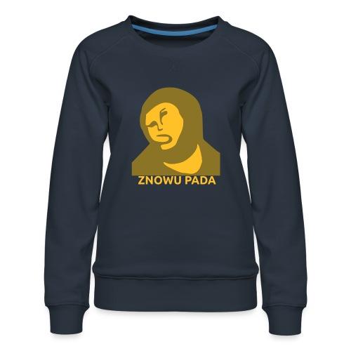 Znowu pada Jeżus z Borja - Bluza damska Premium