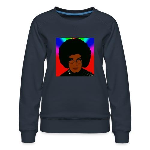 afro1 - Frauen Premium Pullover