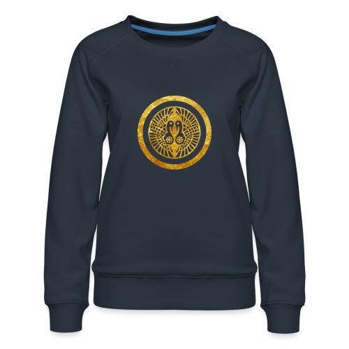 Ikko Ikki Mon Japanese clan - Women's Premium Sweatshirt