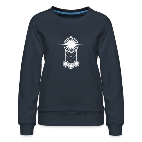 DREAM CATCHER - Sweat ras-du-cou Premium Femme