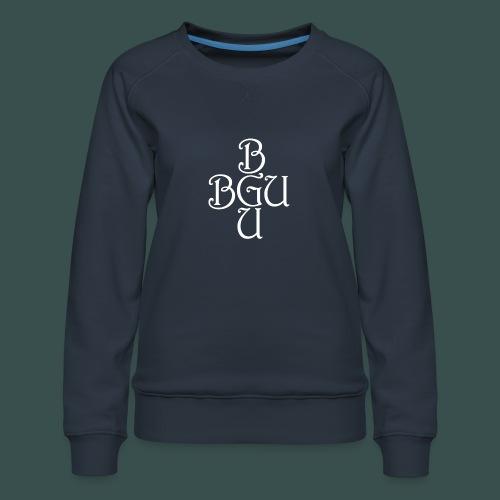 BGU - Frauen Premium Pullover