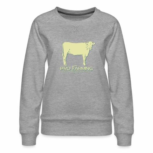 PRO Farming - Felpa premium da donna
