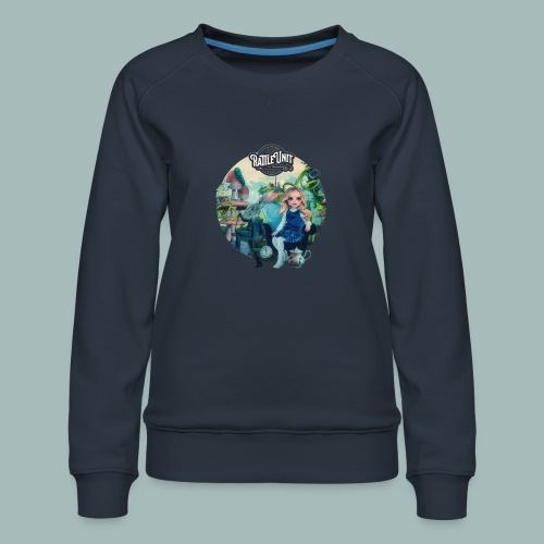 Letting Go Merch - Vrouwen premium sweater