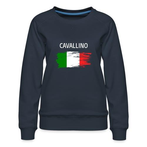Cavallino Fanprodukte - Frauen Premium Pullover