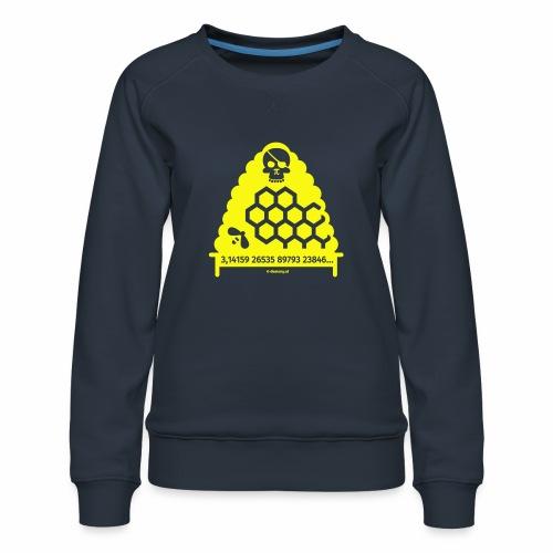 Pi-raat - Vrouwen premium sweater