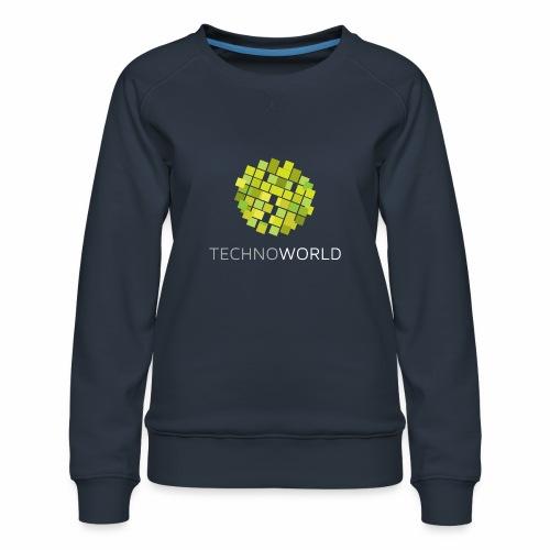 Techno World - Frauen Premium Pullover