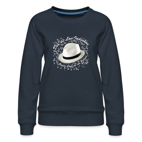Dia de Los Indianos - Frauen Premium Pullover