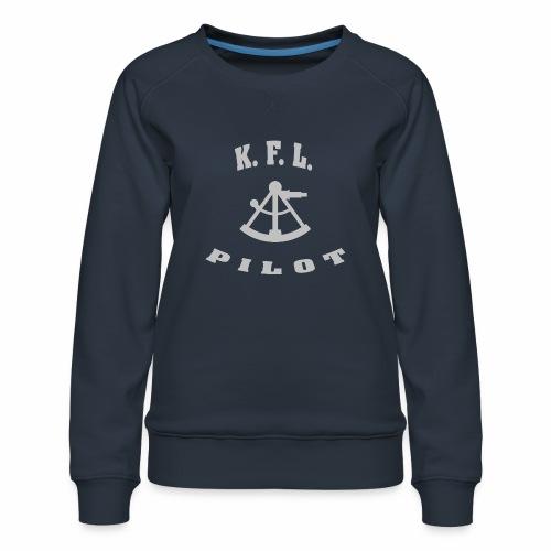 KFL_Back - Dame premium sweatshirt