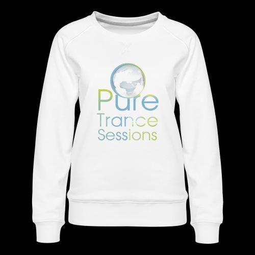 PTS logo new15 beeldmerkS png - Women's Premium Sweatshirt
