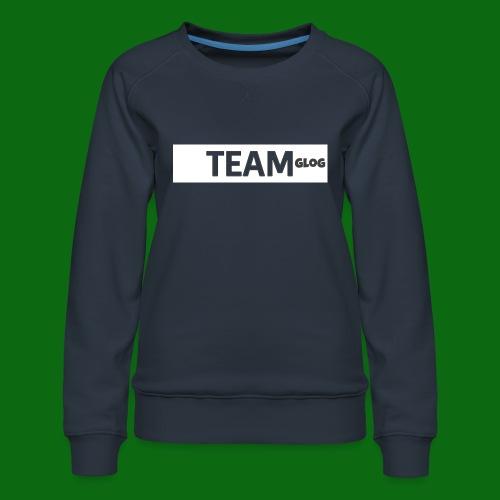 Team Glog - Women's Premium Sweatshirt