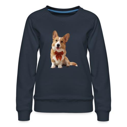 Bowtie Topi - Women's Premium Sweatshirt