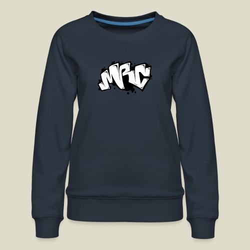 MRC throwup - Frauen Premium Pullover